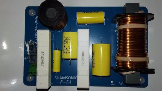 Divisor De Frequências Duas Vias500 Watts Freq. 3800hz