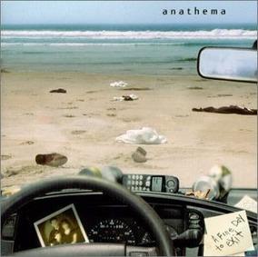 Anathema Lp A Fine Day To Exit Novo Lacrado Import 180 Gr