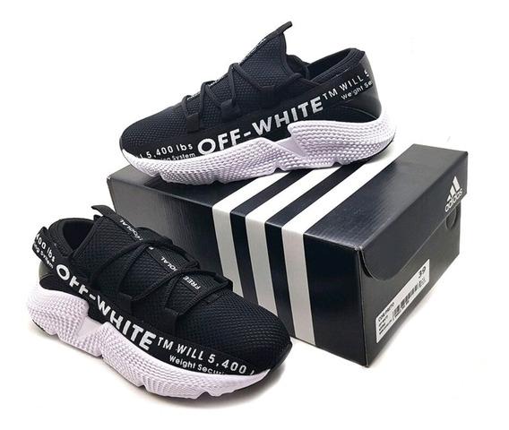 Tênis adidas Off White Original Promoção Frete Grátis
