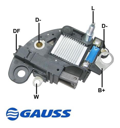 Imagem 1 de 1 de Regulador Voltagem 14v Denso Fiat Idea Fiorino Palio Uno