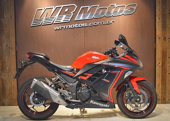 Kawasaki Ninja 300 . Se . Abs