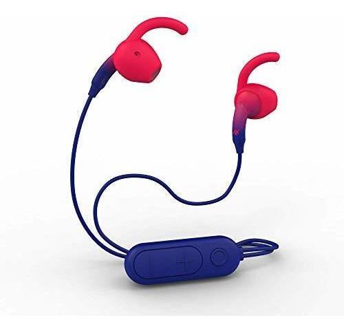 Imagen 1 de 7 de Auriculares Ifrogz Sound Hub Tone - Azul Marino / Rojo