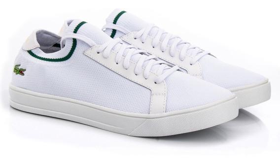 Sapato Sapatenis Lacoste La Piquee Branco