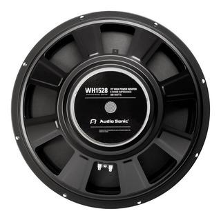 Parlantes Woofers 15 Audio Sonic 300w 8 Ohms Bobina 50mm