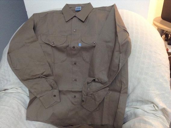 Pantalón Y Camisa De Trabajo Ombu