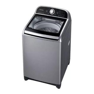 Lavadora Automática Daewoo 19 Kg Gris Somos Tienda Física