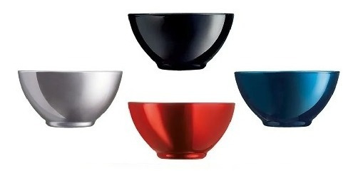 Bowl 500 Cc Flashy Luminarc Colores Varios