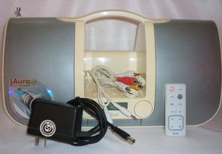 Parlante Iluv I552dwht - Sistema Audio Para Cualquier iPod