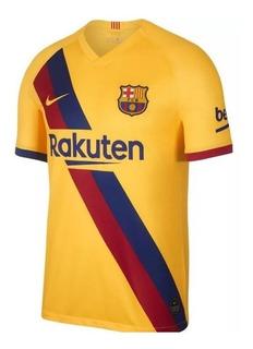 Camisa Barcelona 2019/20 Nova Original Frete Grátis
