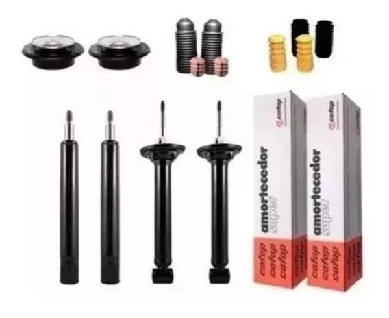 Kit Completo Amortecedor Gol G2 G3 G4 Cofap+kits Brinde