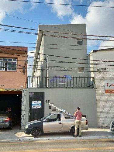 Imagem 1 de 30 de Apartamento Com 1 Dormitório Para Alugar, 28 M² Por R$ 950,00/mês - Vila Carrão - São Paulo/sp - Ap0251