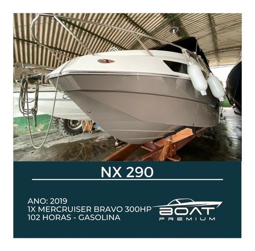 Nx 290, 2019, 1x Mercruiser Bravo 300hp - Ventura - Magnum