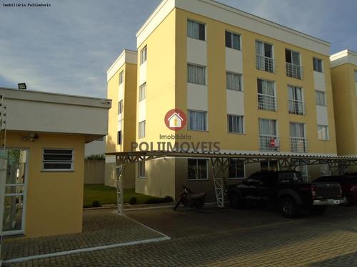 Apartamento Para Venda Em Araucária, Estação, 3 Dormitórios, 1 Banheiro - Ap0681_2-1181160