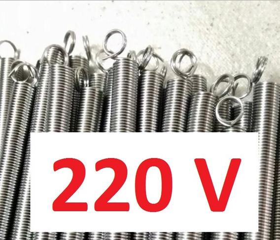 30 Resistencia 220v 200w P/ Chocadeira / Estufa / Criadouro