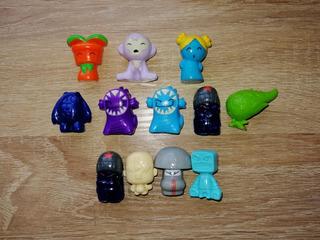 Gogos Little Tokyios, Figuras Coleccionables