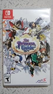 Nintendo Switch Princess Guide (no Mario,zelda,smash,kart)
