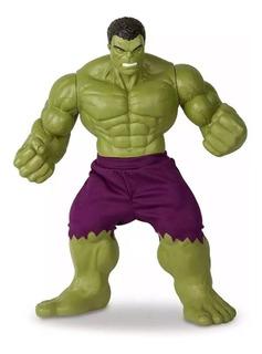 Boneco Hulk Verde Revolution Avengers Gigante - Mimo 0516