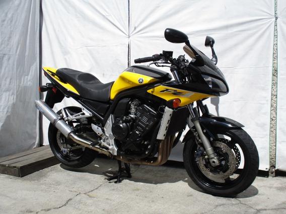Moto Yamaha Fz 1