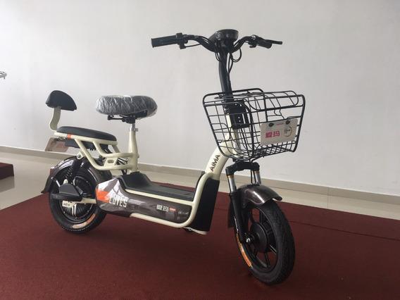 Mini Moto Eletrica 350w Cafe