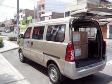 Servicio De Taxi Y Transporte De Carga En Minivan 7 Pasajero