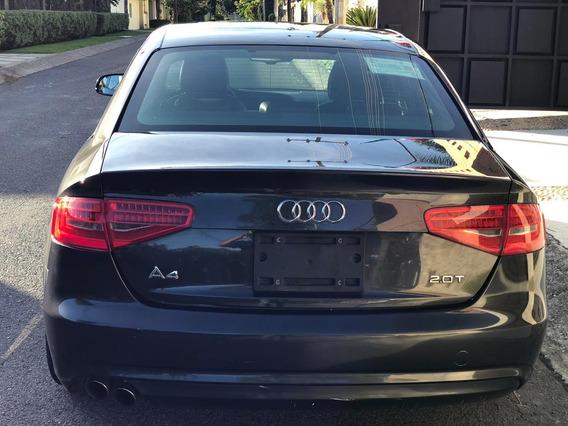 Audi A4 2015 Trendy Plus 74mil Km Factura De Agencia