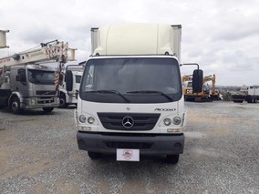 Mercedes-benz Accelo 1016 (2015/2016) + Baú Fachinni 6,2mts