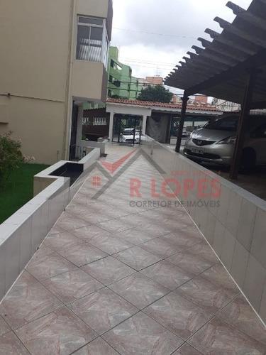 Apartamento Padrão Para Locação No Bairro Conjunto Habitacional Padre Manoel Da Nóbrega, 2 Dorm, 1 Vagas, 49 M - 2131