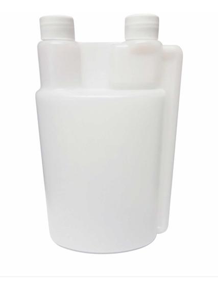 5 Ánforas Licoreras Plástico 500 Ml Con Dosificador 1 Onza
