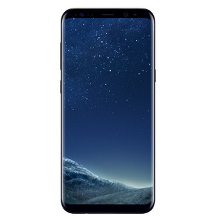 Samsung Galaxy S8 Plus 64gb G955f Dual 12mp Preto Vitrine 1