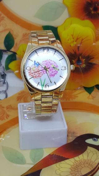 Relógio Quartz Feminino