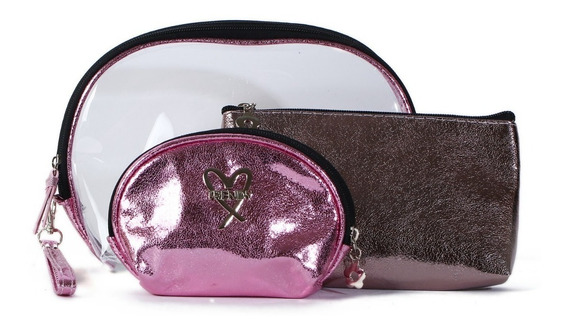 Neceser Bolso Porta Cosméticos Maquillaje Organizador Viaje 8229