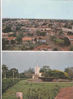 Postal Municipio De Quieinópolis - Goiás - Y