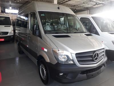 Mercedes-benz Sprinter Van 2.2 Cdi 415 Luxo Teto Alto 5p