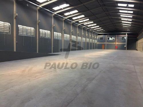 Imagem 1 de 3 de Galpao Industrial - Jardim Sao Geraldo - Ref: 7839 - V-7839