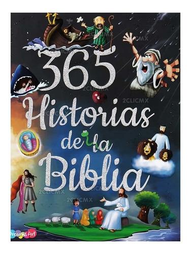 Imagen 1 de 5 de Libros Pasta Dura Cuentos Niños 365 Historias De La Biblia