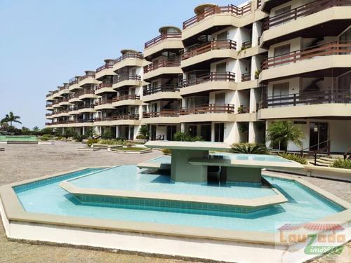 Apartamento Para Locação Em Peruíbe, Condominio Praia Do Arpoador, 3 Dormitórios, 1 Suíte, 1 Banheiro, 2 Vagas - 3554_2-1158040