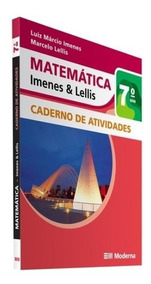 Matemática - Imenes & Lellis - Caderno De Atividades 7º Ano