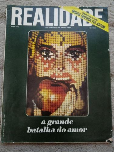 Revista Realidade Nº 41 -de 1969 . Politica Prop. Sumario