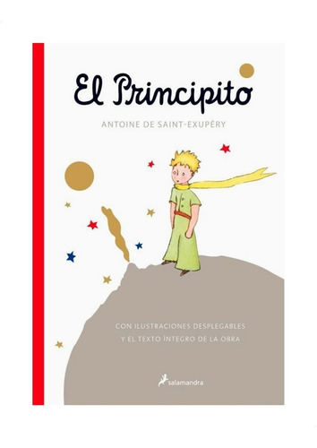El Principito Pop Up » Antoine De Saint Exupéry