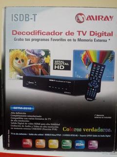 Decodificador De Tv Digital
