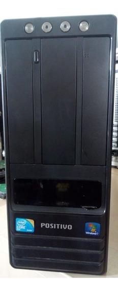 Computador Positivo. Core 2 Duo - 4 Gb De Mem- 160 De Hd.