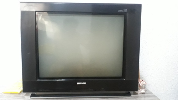 Tv Semp Toshiba 21 Cor Preta