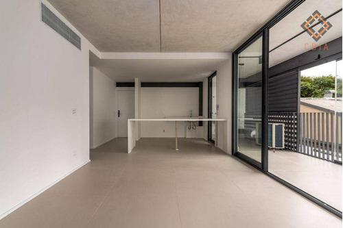 Imagem 1 de 16 de Apartamento Com 2 Dormitórios À Venda, 77 M² Por R$ 1.250.000,00 - Paraíso - São Paulo/sp - Ap55087