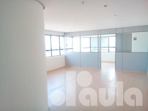 Sala Comercial Mobiliado Com 60 M2 No Centro De Santo André. - 1033-10451
