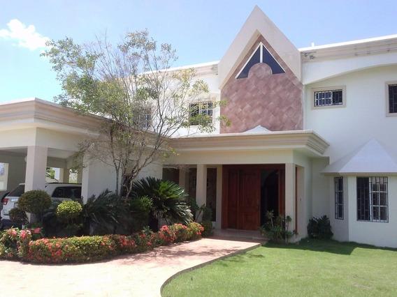 Casa De Dos Niveles En Villa Maria Santiago Wpc26