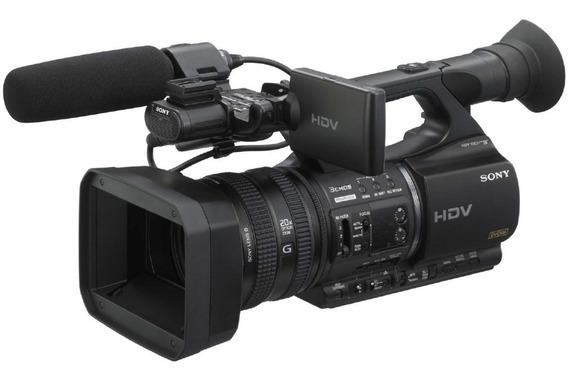 Camera Filmadora Profissional Sony Hvr Z5.