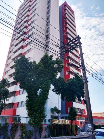 Apartamento Com 3 Dormitórios À Venda, 90 M² Por R$ 390.000 - Centro - Piracicaba/sp - Ap0955