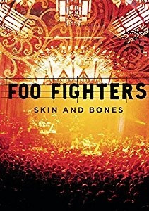 Foo Fighters Skin And Bones Dvd Nuevo Original En Stock