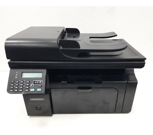 Impressora Hp Laser Multifuncional M1212nf Revisada Garantia