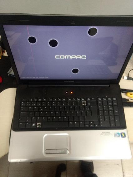 Carcaça Compaq Presario Cq71 Completo Cq71-310es